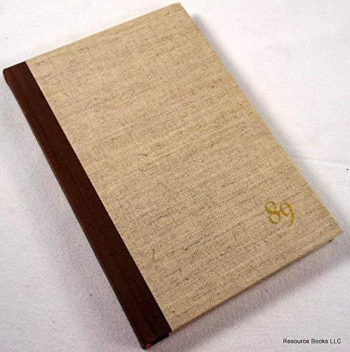 THE WASHINGTON 89 (Signed): Tweney, George H.