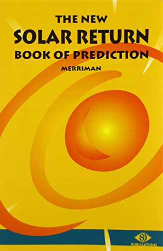 9780930706340: The New Solar Return Book of Prediction(revised edition)