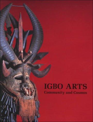 9780930741006: Igbo Arts: Community and Cosmos