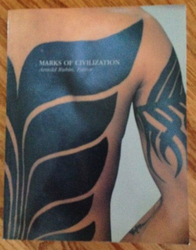 9780930741129: Marks of Civilization: Artistic Transformations of the Human Body