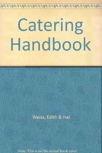 9780930745042: Catering Handbook