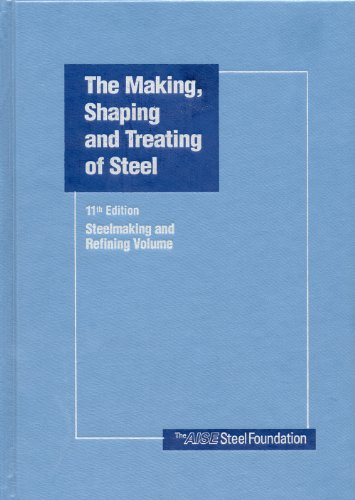 9780930767020: The Making, Shaping and Treating of Steel, Vol. 2: Steelmaking and Refining Volume