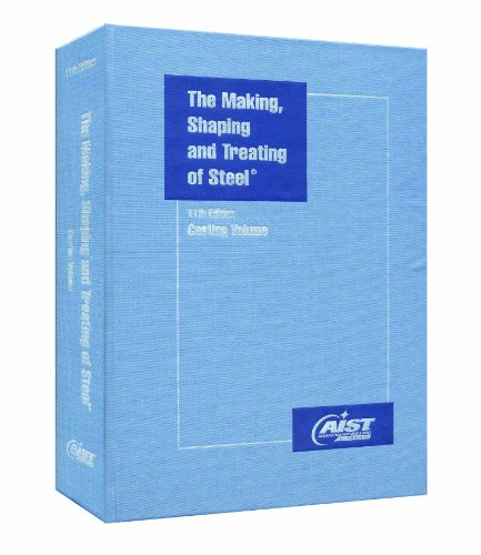 9780930767044: Making, Shaping and Treating of Steel: Casting