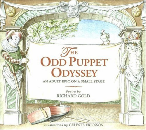 9780930773687: An Odd Puppet Odyssey: An Adult Epic on a Small Stage