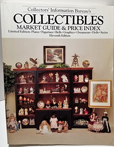 Collectible Market Guide and Price Index: Limited Edition: Plates, Figurines, Bells, Graphics, Or...