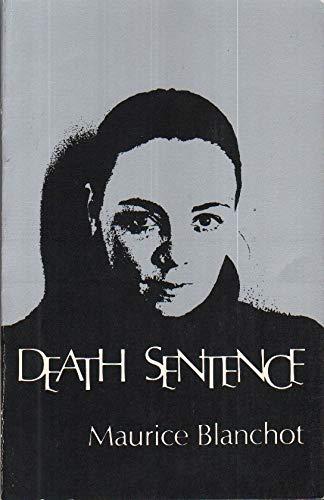 9780930794040: Death Sentence