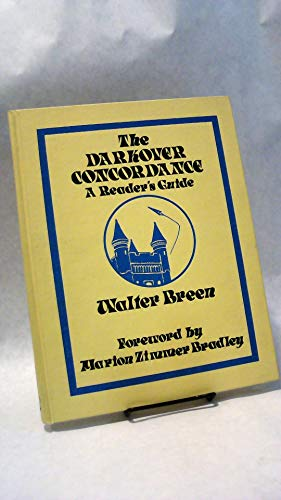 9780930800109: Darkover Concordance: A Reader's Guide