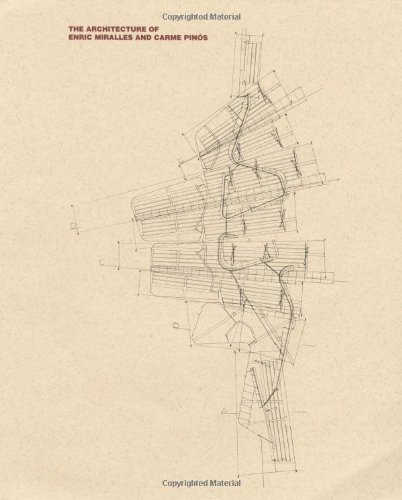 9780930829148: The Architecture of Enric Miralles & Carme Pinos