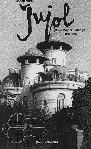 9780930829353: Josep Maria Jujol: Five Major Buildings, 1913-1923