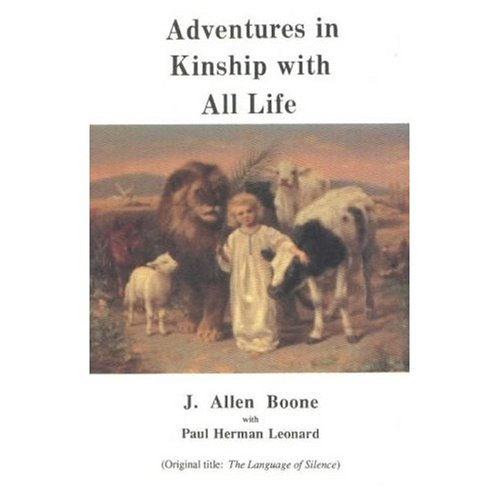 9780930852085: Adventures in kinship with all life