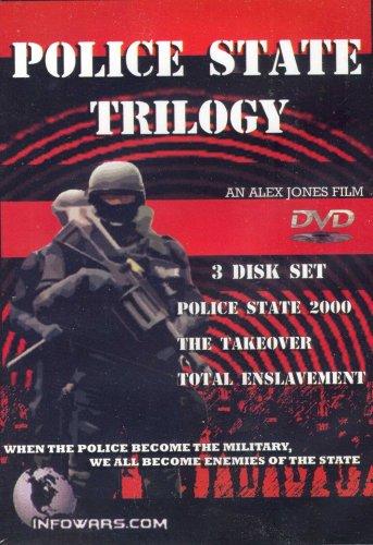 9780930852764: Police State Trilogy: Three DVDs by Alex Jones