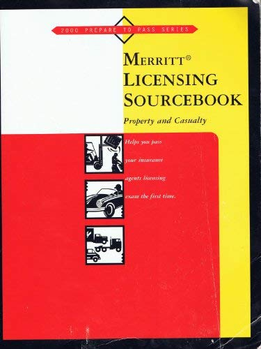 Merritt's Licensing Sourcebook: Property and Casualty (Book