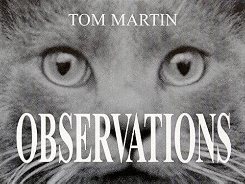 Observations ***SIGNED BY AUTHOR***