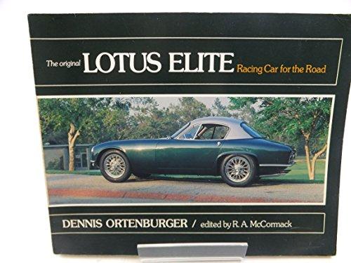 9780930880019: The original Lotus Elite racing car for the road
