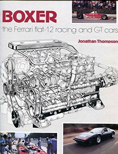 jonathan thompson - boxer ferrari flat 12 racing cars - AbeBooks on