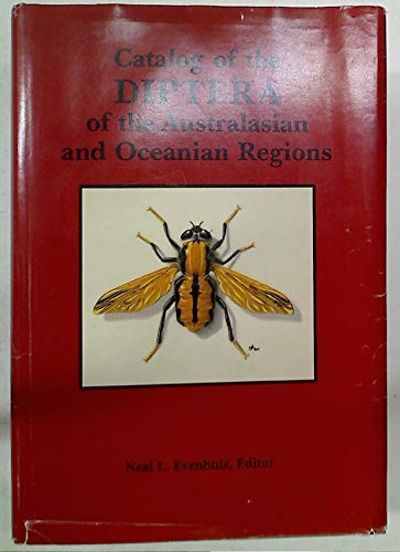 9780930897376: Catalog of the Diptera of the Australasian and Oceanian Regions: [Bishop Museum Special Publication, Vol. 86]