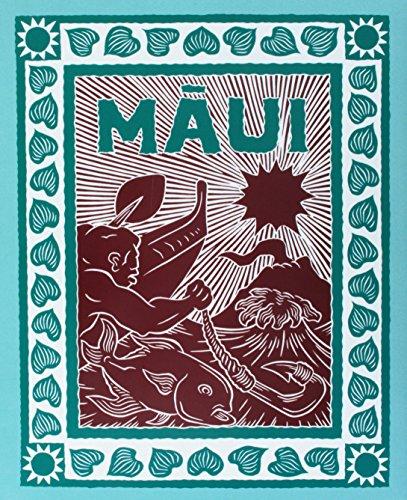 9780930897536: Maui: The Mischief Maker