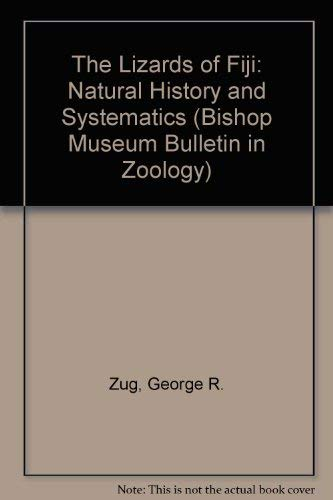 9780930897581: The Lizards of Fiji: Natural History and Systematics