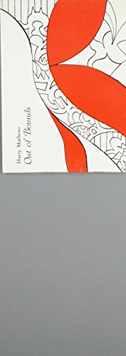 9780930901615: Out of Bounds (Burning Deck Poetry Series)