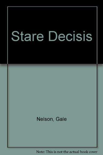 9780930901738: Stare Decisis