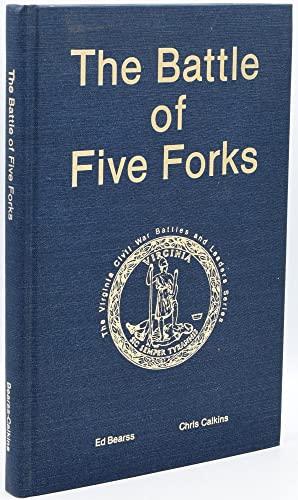 9780930919207: Battle of Five Forks (The Virginia Civil War Battles and Leaders)