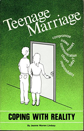 9780930934118: Teenage marriage: Coping with reality