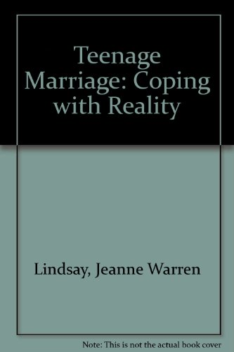 9780930934309: Teenage Marriage: Coping with Reality