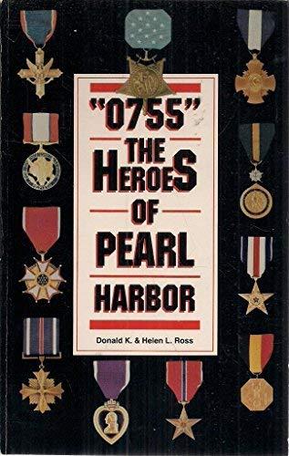 0755 : Pearl Harbor Heroes: Heroism of: Donald K. Ross;