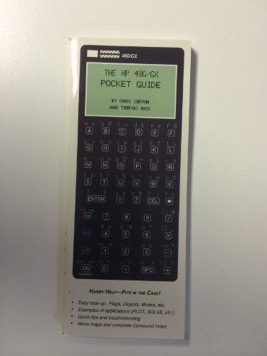 9780931011450: The HP 48G/GX Pocket Guide