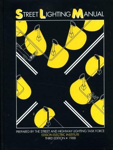 9780931032264: Street Lighting Manual