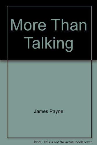 More Than Talking: James Payne; Diana
