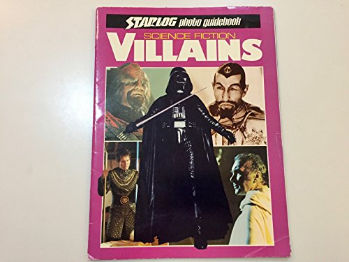 9780931064210: Starlog Photo Guide Book Science Fiction Villains