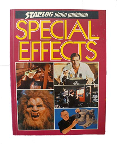 Special Effects: Starlog Photo Guidebook, Vol 2: David Hutchison