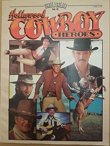 Hollywood Cowboy Heroes (Screen Greats, Vol. IV): Bob Woods