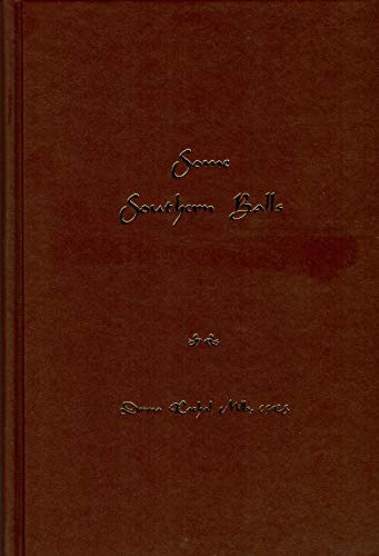 Some Southern Balls: From Valentine to Ferdinand and Beyond: Donna Rachal Mills