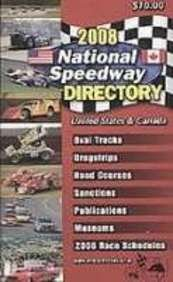 9780931105678: National Speedway Directory 2008