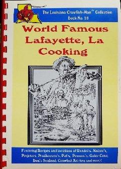 World Famous New Iberia, La. Cooking: Louisiana Crawfish-Man