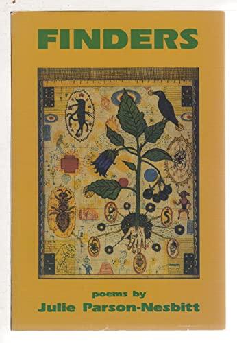 Finders : Poems: Parson-Nesbitt, Julie