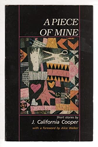 9780931125003: A piece of Mine