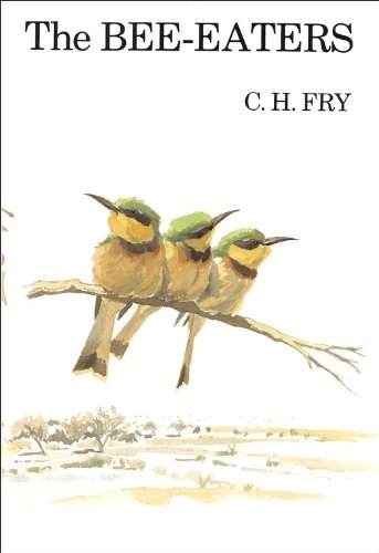 9780931130113: The Bee-eaters