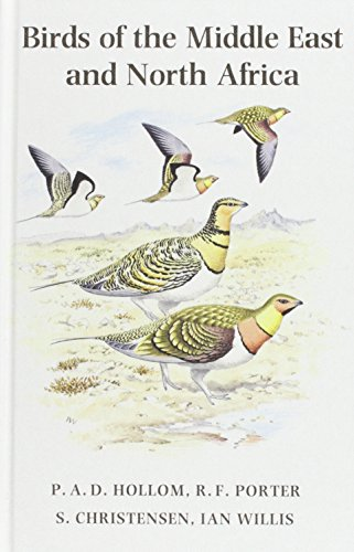 9780931130151: Birds of the Middle East and North Africa: A Companion Guide