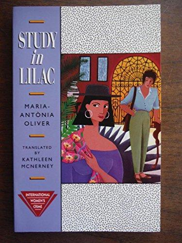 9780931188527: Study in Lilac: A Novel (Women in Translation)