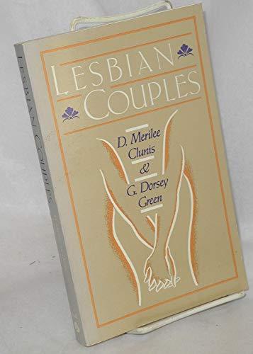 9780931188596: Lesbian Couples