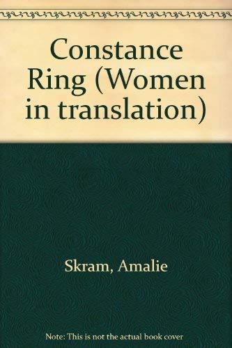 Constance Ring (Women in translation): Skram, Amalie