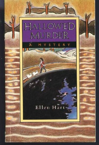 9780931188831: Hallowed Murder (Jane Lawless Mysteries) (Handstitched Leonardo's Women)