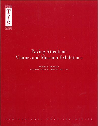 9780931201462: Paying Attention: Visitors and Museum Exhibitions