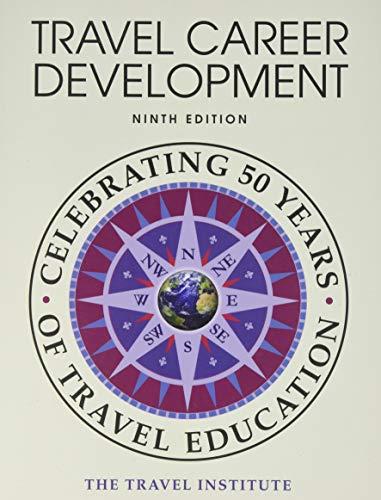 9780931202605: Travel Career Development