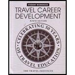 9780931202612: Travel Career Development: Student Workbook