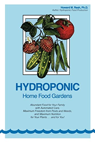 9780931231988: Hydroponic Home Food Gardens