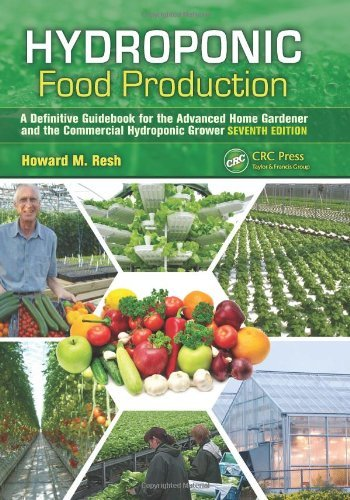 9780931231995: Hydroponic Food Production 6th Ed